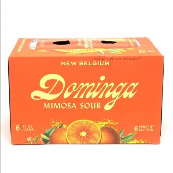 New Belgium: Dominga Mimosa Sour 6 Pack Cans