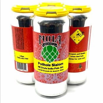 NOLA: Pothole Slalom 4 Pack