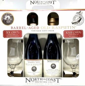 North Coast: Barrel-Aged Old Rasputin Vintage gift pack