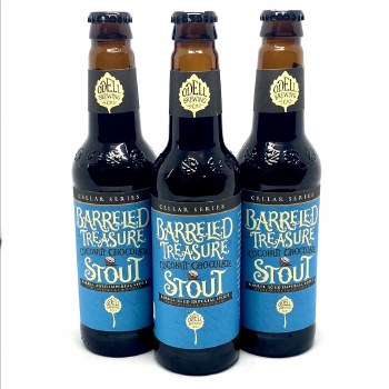 Odell: Barreled Treasure Coconut Chocolate 12oz Bottle