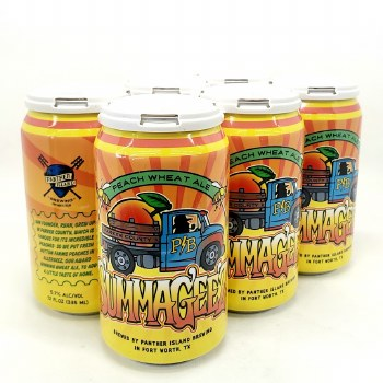 Panther Island: Summageez 6 Pack Cans