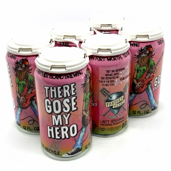 Panther Island: There Gose My Hero 6 Pack