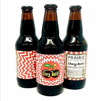 Prairie: Cherry Bomb 12oz Single Bottle