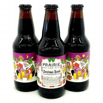 Prairie: Christmas Bomb 12oz Bottle