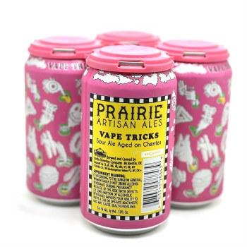 Prairie: Vape Tricks 4 Pack