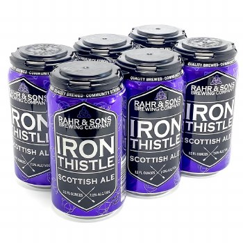 Rahr & Sons: Iron Thistle 6 Pack