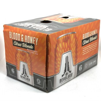 Revolver: Blood & Honey Citrus Blonde 6 Pack