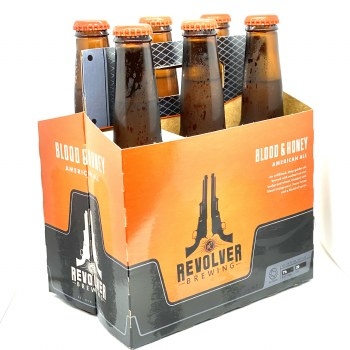 Revolver: Blood & Honey 6 Pack Bottle