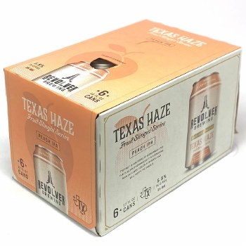 Revolver: Texas Haze 6 Pack 12oz