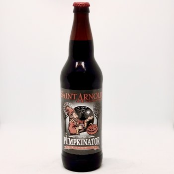 Saint Arnold: Pumpkinator 22oz Bottle (6 bottle limit)