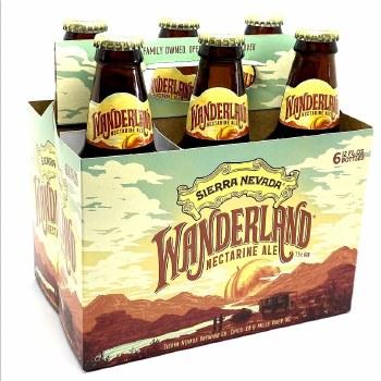 Sierra Nevada: Wanderland Nectarine Ale 6 Pack