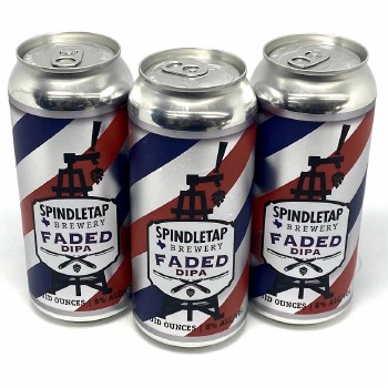 Spindletap: Faded DIPA 16oz Can