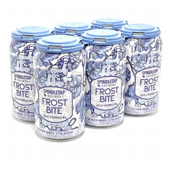 Spindletap: Frostbite 6 Pack Can