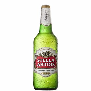 Stella  Artois 22oz Bottle