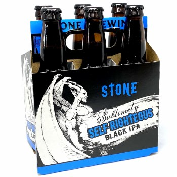 Stone: Sublimely Self Righteous 6 Pack Bottle