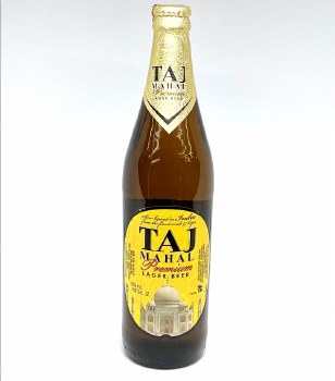 United Breweries: Taj Mahal Lager 1 Pint