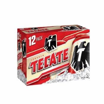 Tecate: Original 12 Pack (Cans)