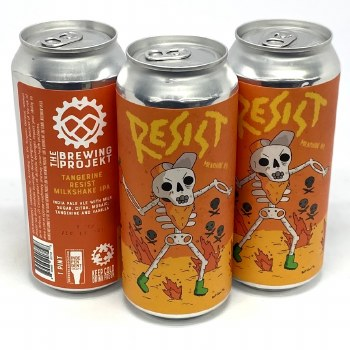 The Brewing Projekt: Resist Tangerine 16oz Can