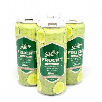 Bruery: Frucht Cucumber 16oz Can
