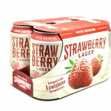 Abita: Strawberry Lager 6 Pack