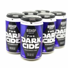 Bishop Cider: Dark Cide 6 Pack