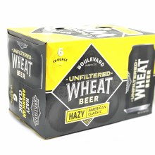 Boulevard: Unfiltered Wheat 6 Pack