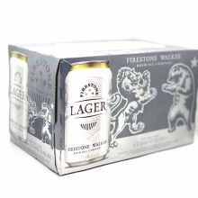 Firestone Walker: Lager 6 Pack