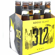 Goose Island: 312 Urban Wheat 6 Pack