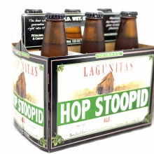 Lagunitas: Hop Stoopid 6 Pack