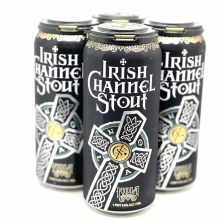NOLA: Irish Channel Stout 4 Pack Cans