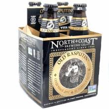 North Coast: Old Rasputin 4 Pack