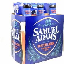 Sam Adams: Boston Lager 6 Pack