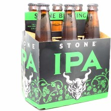 Stone: IPA 6 Pack (Bottles)