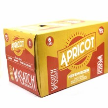 Wasatch: Apricot Hefe 6 Pack