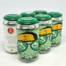 3 Nations: Key Lime Pie Gose 6 Pack Cans