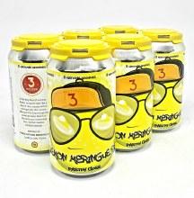 3 Nations: Lemon Meringue Pie 6 Pack Cans