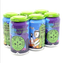 4th Tap: Kung Fu Robot Double Dragon DDH IPA 6 Pack Can