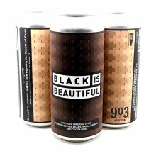 903 Brewers: Black Is Beautiful 16oz Can