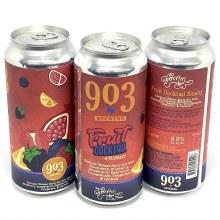 903 Brewers: Fruit Cocktail Slushy 16oz Can