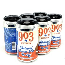 903 Brewers: Oatmeal Cream Pie Oh My! 12oz Can