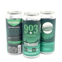 903 Brewers: Ozymandias Barleywine 16oz Can
