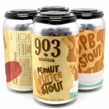 903 Brewers: Peanut Butter Stout 4 Pack