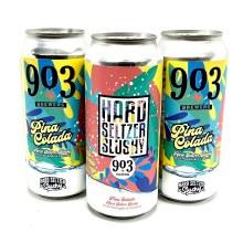 903 Brewers: Pina Colada Hard Seltzer Slushy 16oz Can