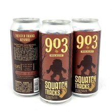 903 Brewers: Squatch Tracks 16oz Can