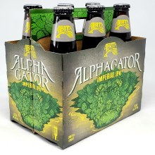Abita: Alpha Gator Imperial IPA 6 Pack Bottles