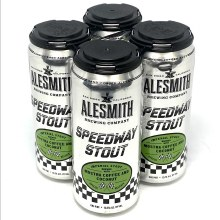 Alesmith: Speedway Stout with Mostra Coffee and Coconut 16oz Can