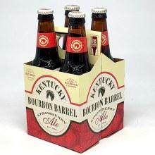 Lexington: Kentucky Bourbon Barrel Strawberry Ale 4 Pack Bottles