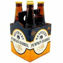 Lexington: Kentucky Pumpkin Barrel Ale 4 Pack Bottles