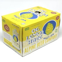Alpine: OG Lemon Haze 6 Pack Cans