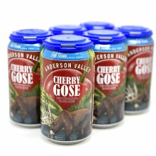 Anderson Valley: Cherry Gose 6 Pack
